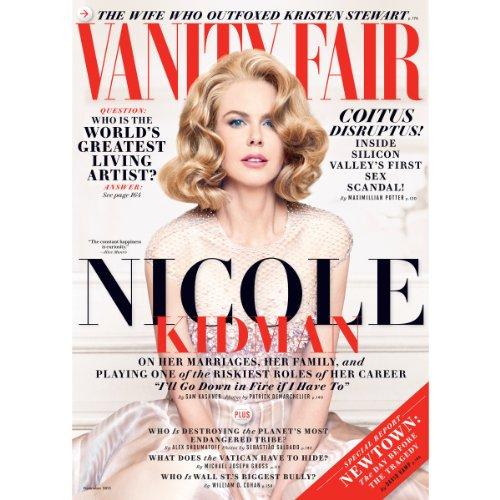 Vanity Fair: December 2013 (Vf Vanity Fair)