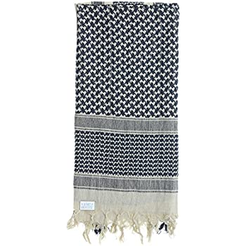 Amazon.com  Premium Heavyweight Shemagh Scarf with ARMY UNIVERSE Pin ... 62cdeb6c01