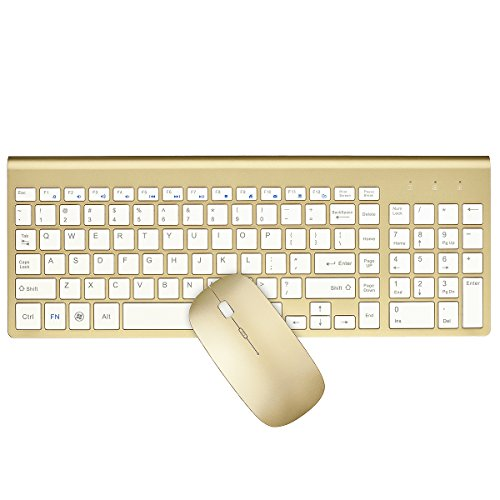 Wireless Keyboard URCO Low noise Luxurious product image