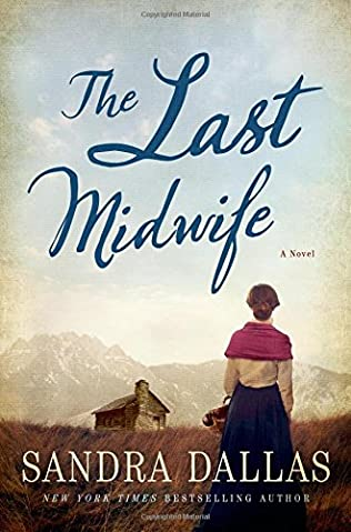 book cover of The Last Midwife