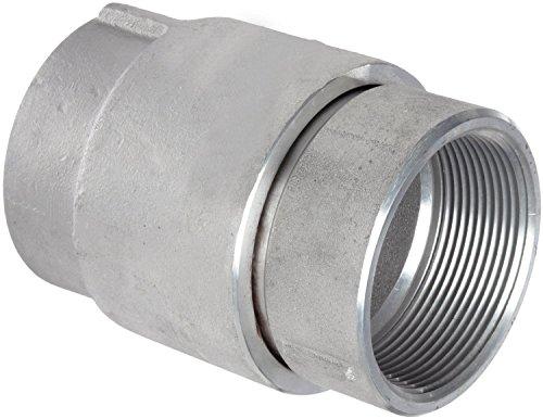 Dixon 320FXFAL00000 Aluminum Single Plane O-Ring Swivel Joint, Style 20, 3