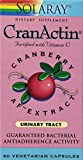 Solaray Cranactin Cranberry AF Extract Capsules, 400 mg, 60 Count Review