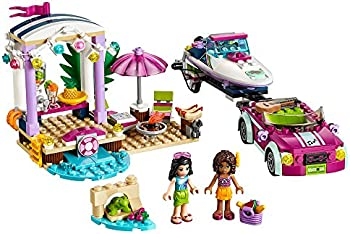 Lego Friends Andrea's Speedboat Transporter 309-Pcs
