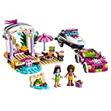 LEGO Friends Andrea's Speedboat Transporter 41316 Building Kit (309 Piece)