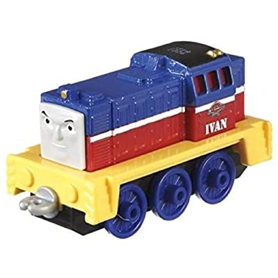 Thomas & Friends Fisher-Price Adventures, Ivan: Toys & Games