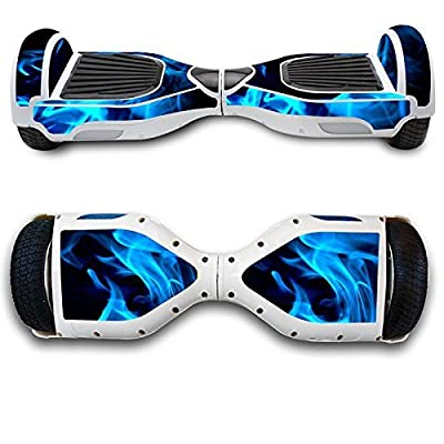 FBSport 6.5 inches Self Balancing Scooter Sticker Decal Protective Vinyl Skin Two Wheels Wrap Cover Case Hoverboard Multicolor