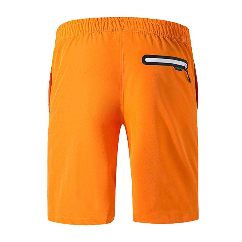 Mens Swim Trunks,Men Swimwear Swimsuits Flower Print Surf Board Boxer Shorts Trunks Long