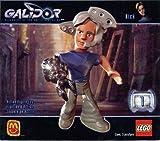 Lego 4040 Galidor #1 Nick -- Mini Action Figure McDonalds 2002