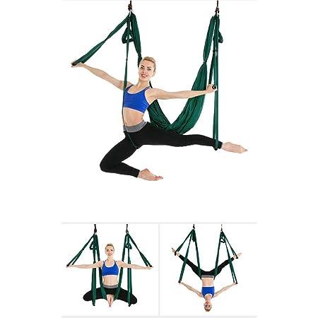 Flying Yoga Hamaca Set Sling para Antigravidad Yoga ...
