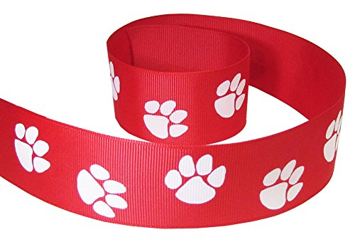red bandana ribbon - 7