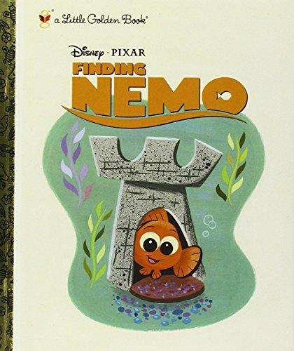 Finding Nemo Little Golden Book (Fish Finding)