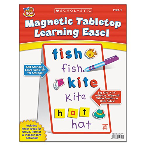 SHSSC989357 - Magnetic Tabletop Learning Easel by MOT3