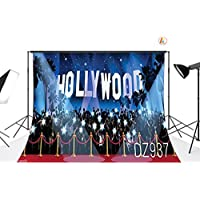 LB 7X5ft Hollywood Poly Fabric Photo Backdrops Customized Studio Background Studio Props DZ937