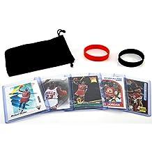 Michael Jordan Assorted Basketball Cards Bundle - Chicago Bulls NBA Trading Cards - MVP # 23