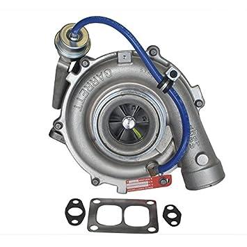 Amazon.com: Garrett 751361-5003 Turbocharger (New Navistar 7.6L DT466E): Automotive
