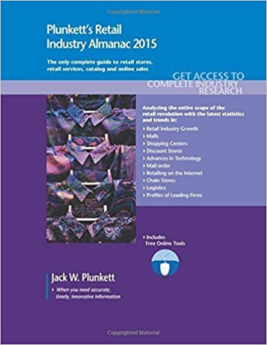 Book Plunkett's Retail Industry Almanac 2015: Retail Industry Market Research, Statistics, Trends & Leading Companies by Jack W. Plunkett (2014-12-26)