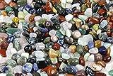1 Pound Tumbled Polished Natural Gem Stones