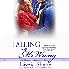 Falling for Mister Wrong: Reality Romance Audiobook by Lizzie Shane Narrated by Ava Erickson