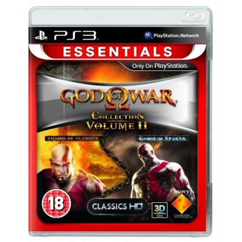 Price comparison product image God of War Collection 2: PlayStation 3 Essentials (PS3)