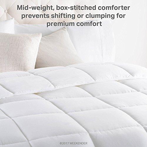 WEEKENDER Quilted decrease option Duvets decrease Comforters