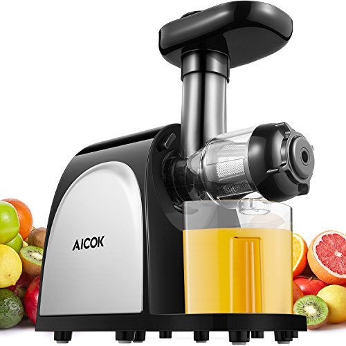 New Aicok Juicer, 100% BPA free, quite, reverse function