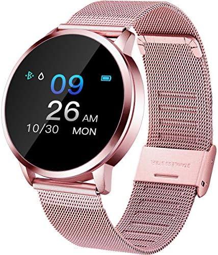 Amazon.com: cnBro - Reloj inteligente con pantalla a color ...