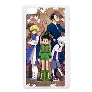 iPod Touch 4 phone cases White HUNTER¡ÁHUNTER AH446602