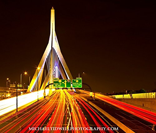 Leonard P. Zakim Bunker Hill Memorial Bridge 18