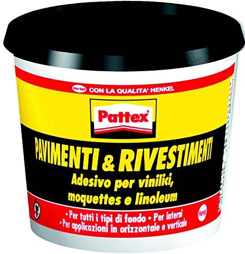 Pattex 674283 Adesivo Acrilico per Pavimenti e Rivestimenti 5 kg Henkel Kg. 5
