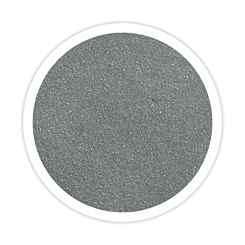 Fish Shadow Box (Sandsational Sparkle Pewter Unity Sand, 22 oz, Colored Sand for Weddings, Vase Filler, Home Décor, Craft Sand)