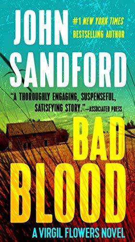 Flowers Novel) by John Sandford (2011-09-27) ()