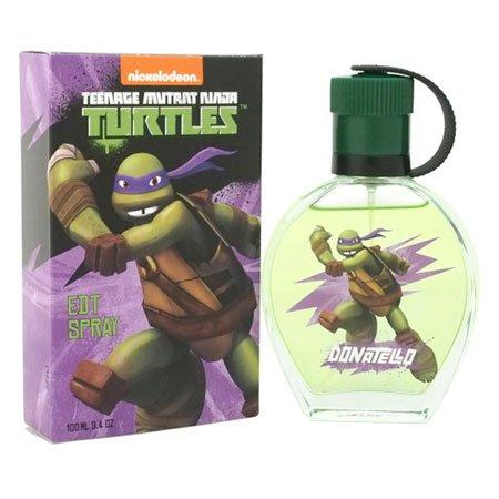 Amazon.com : Kid Ninja Turtles Donatello Cologne 3.4 oz EDT ...