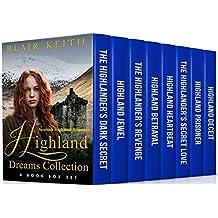 Highland Dreams Collection (Scottish Highland Romance): 8 Book Box Set