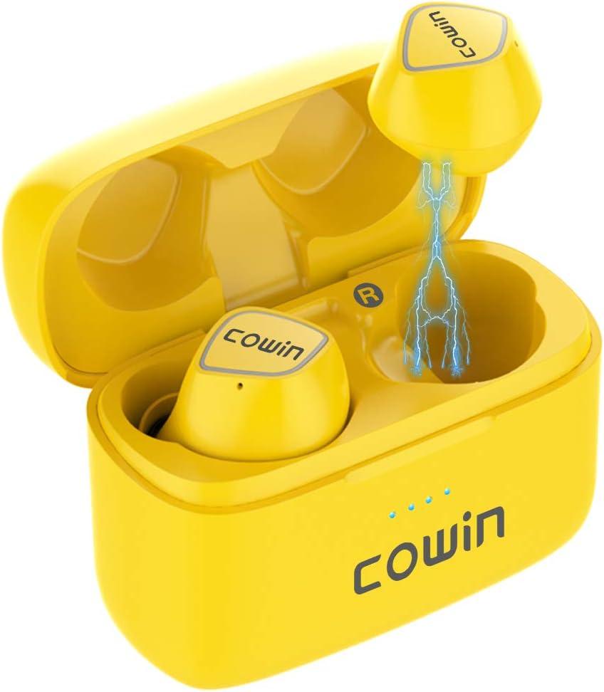 Cowin Ky02 Kabellose Kopfhörer True Wireless Kabellose Elektronik