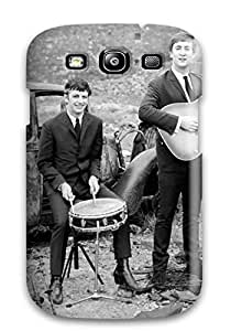 New Rock Band The Beatles Tpu Case Cover, Anti-scratch CaseyKBrown Phone Case For Galaxy S3