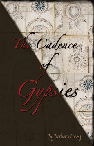 Book: The Cadence of Gypsies - Book 1 of the F.I.G. Mystery Series by Barbara Casey