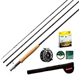 Redington Path Outfit 5WT Fishing Rod - 9 Inch with reel