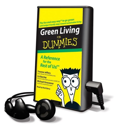 Green Living for Dummies (Playaway Adult Nonfiction) by Findaway World