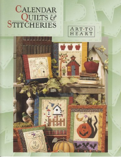 (Calendar quilts & stitcheries)