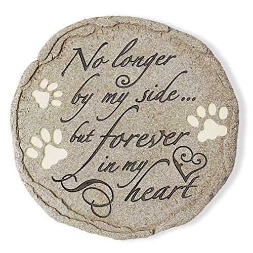 Slate Award Plaque - Orchid Valley Cat or Dog Grave Marker or Garden Memorial Stone. Thoughtful Pet Loss Sympathy Gift. Waterproof and Weatherproof, Can Be Used Inside Or Out.