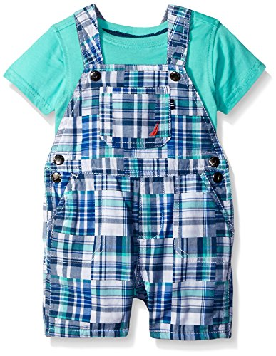 Nautica Baby Piece Bodysuit Shortall