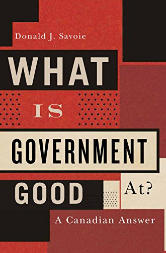 !B.e.s.t What Is Government Good At?: A Canadian Answer<br />Z.I.P