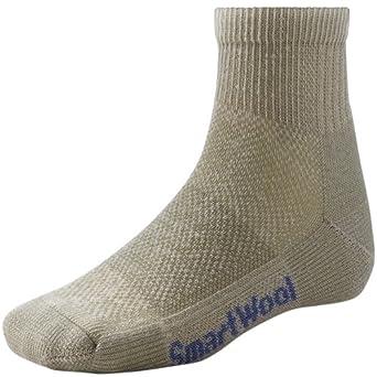 SmartWool UL Mini - Calcetines de senderismo para mujer, tamaño S, color beige