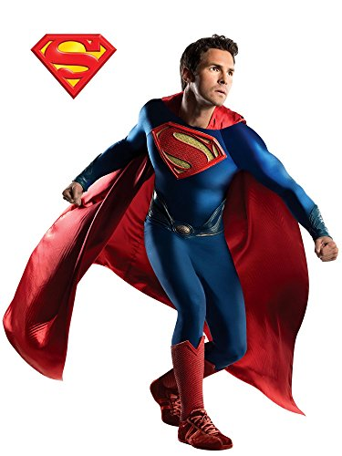 Rubie's Superman Grand Heritage Men's Costume