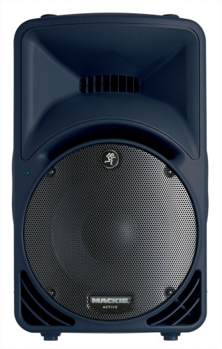 Mackie SRM450 Compact Active Loudspeaker (Mackie Srm 450 Powered Speakers compare prices)