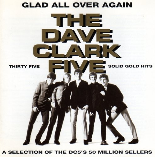 Dave Clark Five/Glad All Over Again (Best Of Dave Clark Five)