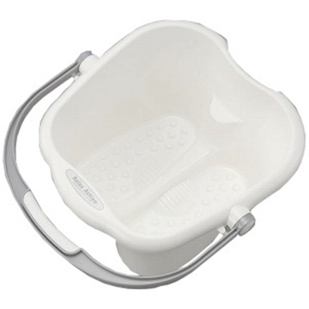 Relaxing Foot bath White 2503 easily!!