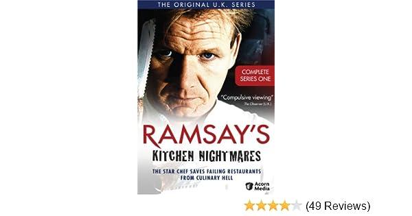 Amazoncom Ramsays Kitchen Nightmares Complete Uk Series