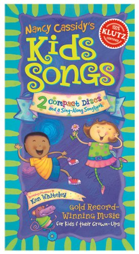 Nancy Cassidy's Kids Songs singalong songbook