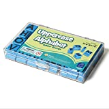 Educational Insights Alphabet Rubber Stamps - Uppercase 5/8""